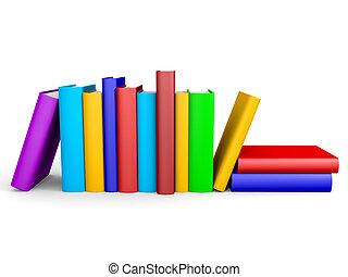 books., roeien