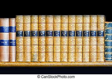 Books volumes