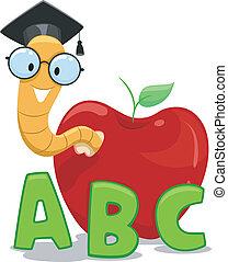 bookworm, graduado