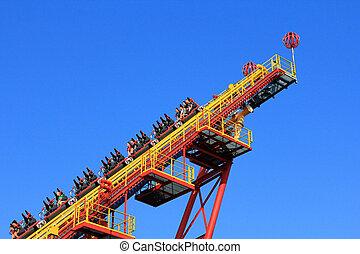 Boomerang - A Roller coaster