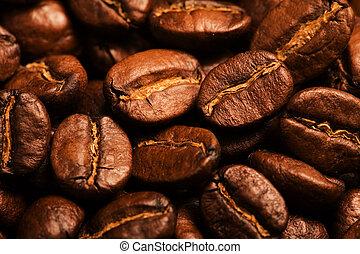 boon, koffie, achtergrond