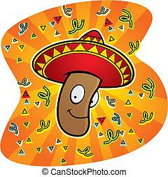 boon, springt, mexicaanse