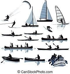 Boote Wassersport