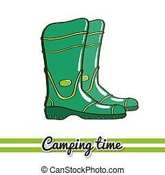 Boots Camping Equipment