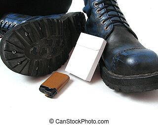 boots & cigarettes