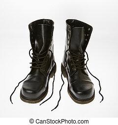 boots., combat