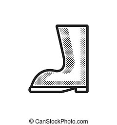 boots Farm icon dotted design