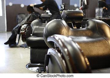 borbély szék