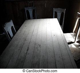 bord, gammal