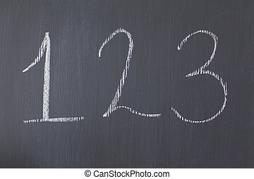 "bord, geschreven, ""123"", informatietechnologie"