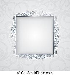 border curves frame