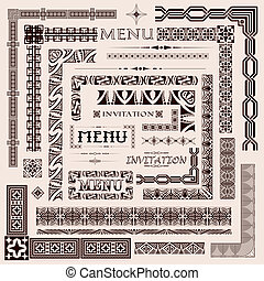 Border elements