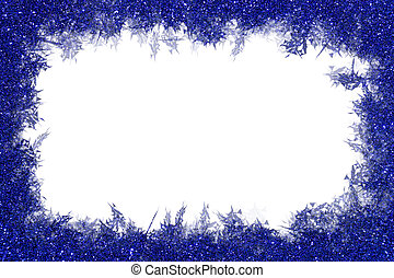 Abstract Border Frame Background Abstract Border Frame Has