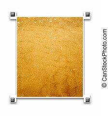 Border frame