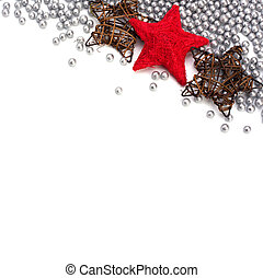 border., kerstmis