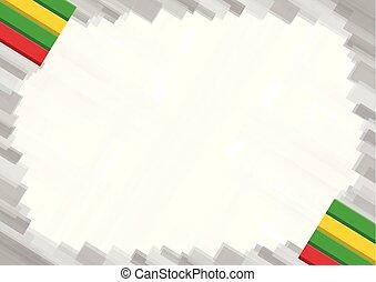 Border of Sao Tome and Principe - Border made with Sao Tome...