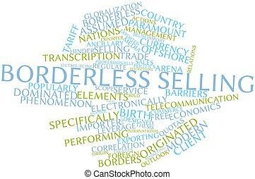 Borderless selling