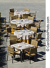 bordläggar, restaurang