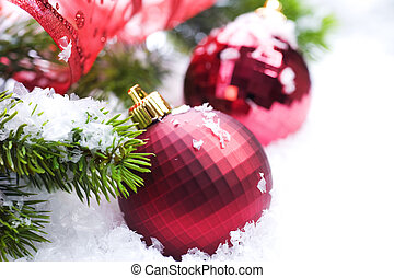 bordo, disegno, Natale