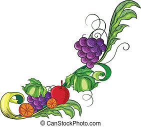 bordo, fruity