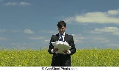 Boring paperwork