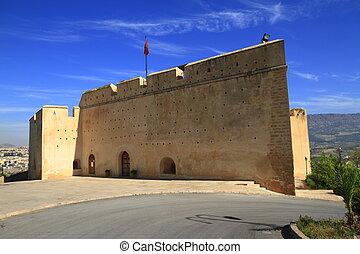 Borj Sud Fortress , Fes, Morocco