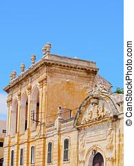 Born Square in Ciutadella on Minorca