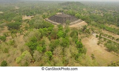 borobudur, temple bouddhiste