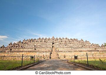 Borobudur Temple Ruin