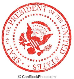 borracha, presidente, selo, selo