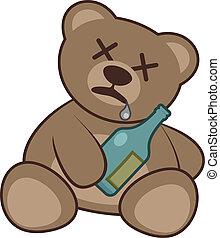 borracho, teddy