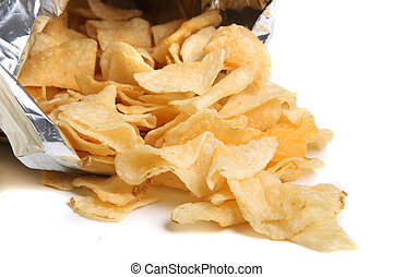 borsa, patatine fritte