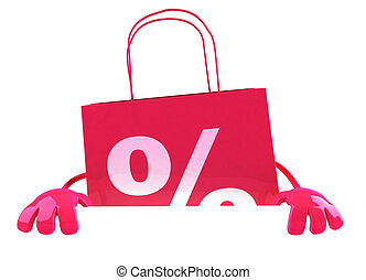 borsa, shopping