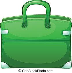 borsa, verde