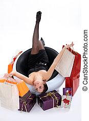 borse, donna, regalo