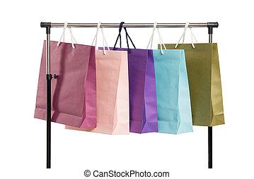 borse, shopping, fila