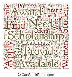 borse studio, testo, trovare, fondo, come, donne, applicare...