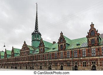 Borsen (The Stock Exchange), Copenhagen