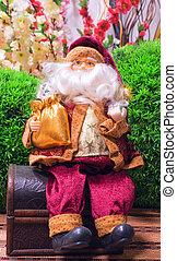 borst, claus, kerstman