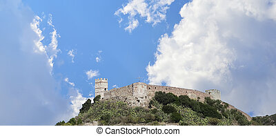 Bosa castle