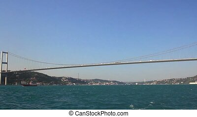 Bosphorus Bridge and Beylerbeyi