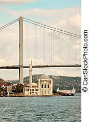 Bosphorus Bridge Turkey Istanbul