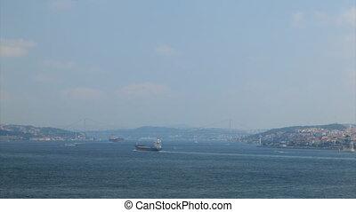 Bosporus timelapse