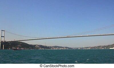 Bosphorus Bridge and Beylerbeyi