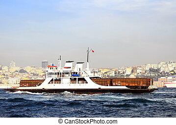 bosporus, transporte