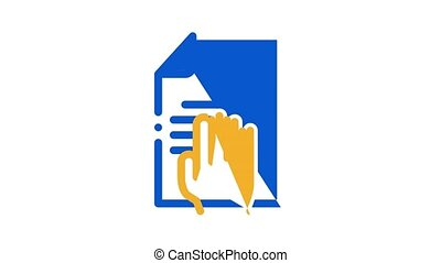 Boss Leader Company Icons Set Thin Line. Boss On Tablet And Cup With Crown, Meeting And Presentation, Fired And Document
