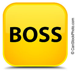 Boss special yellow square button