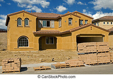 bostads, konstruktion