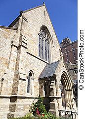 boston, Églises