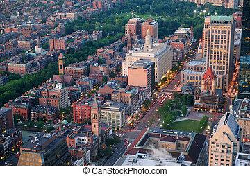 boston, architektur